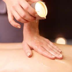 massage a la bougie tourcoing