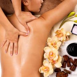 massage relaxant dos entreprise